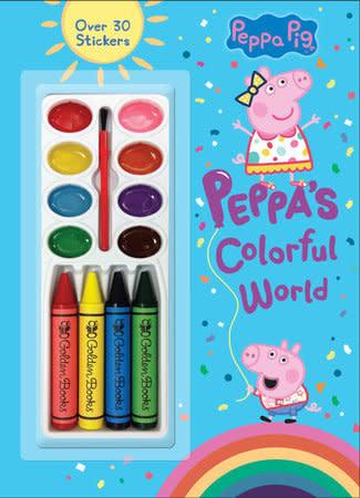 Peppa's Colorful World