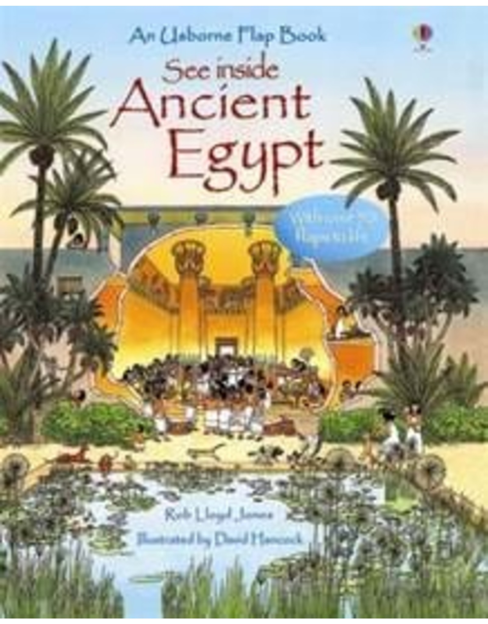 Usborne See inside Ancient Egypt