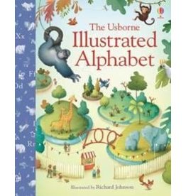 Usborne The Usborne Illustrated Alphabet