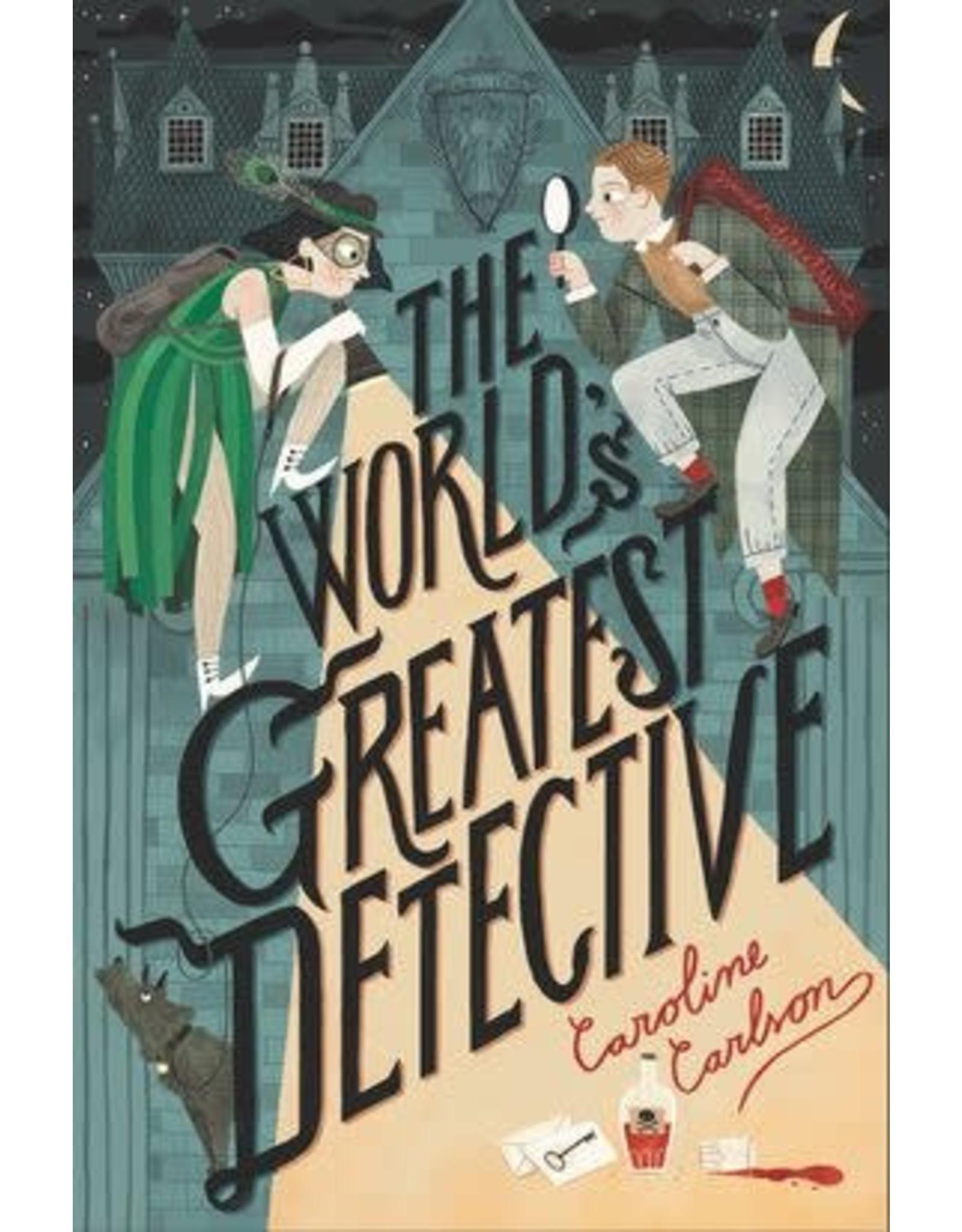 Harper Collins The World's Greatest Detective