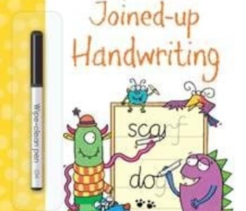 Wipe Clean Joined-Up Handwriting
