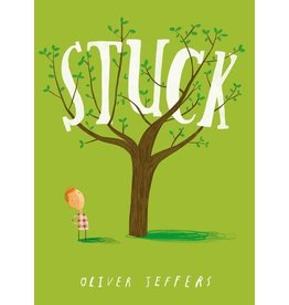 Harper Collins Stuck by Oliver Jeffers