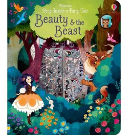 Usborne Peep Inside a Fairy Tale: Beauty and the Beast