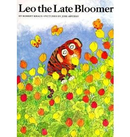 Harper Collins Leo the Late Bloomer by Roberty Kraus