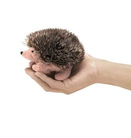 Folkmanis Mini Hedgehog Finger Puppet