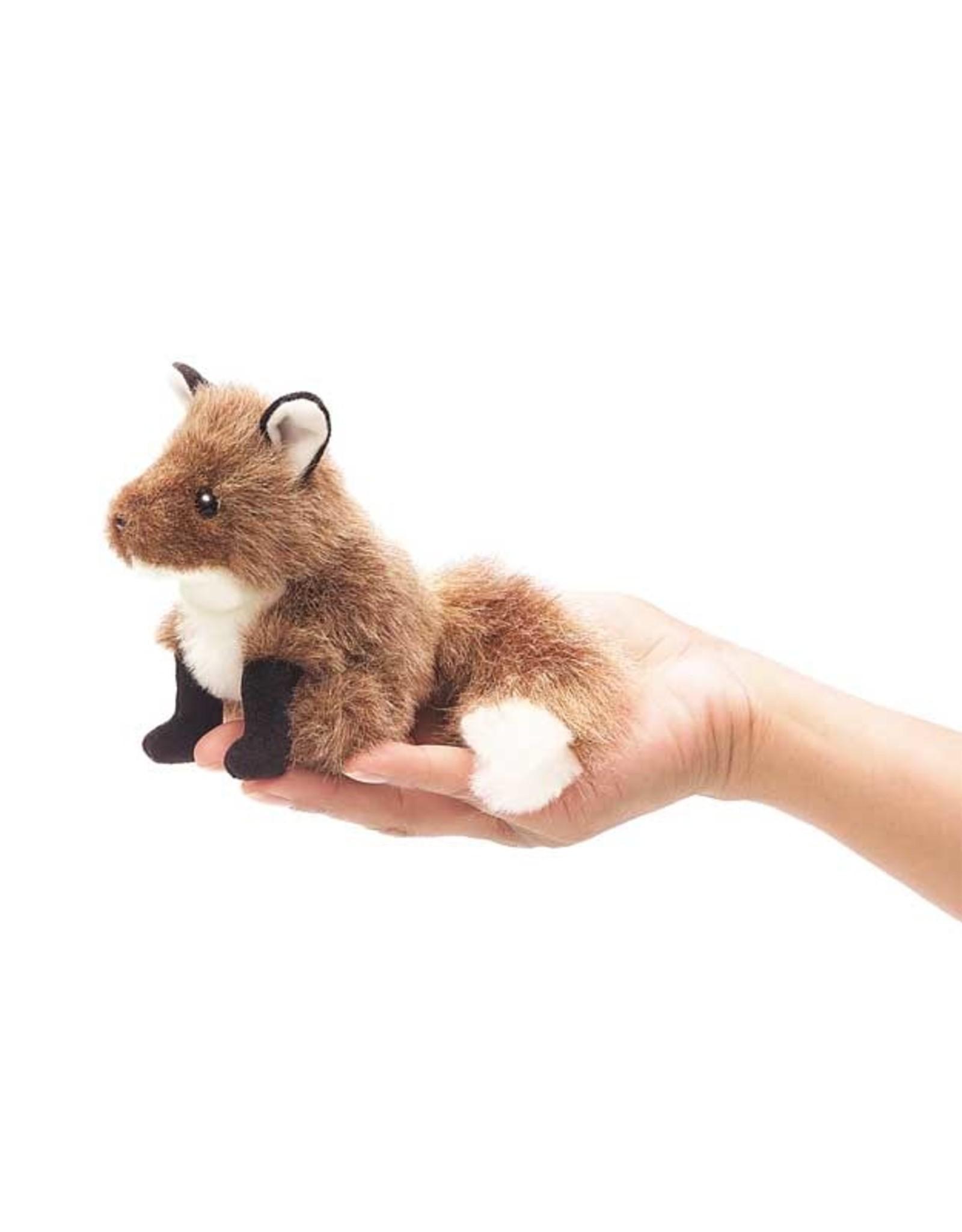 Folkmanis Mini Fox Finger Puppet