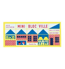Moulin Roty Dans La Ville City Block mini buidling blocks