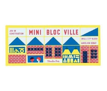 Dans La Ville City Block mini buidling blocks