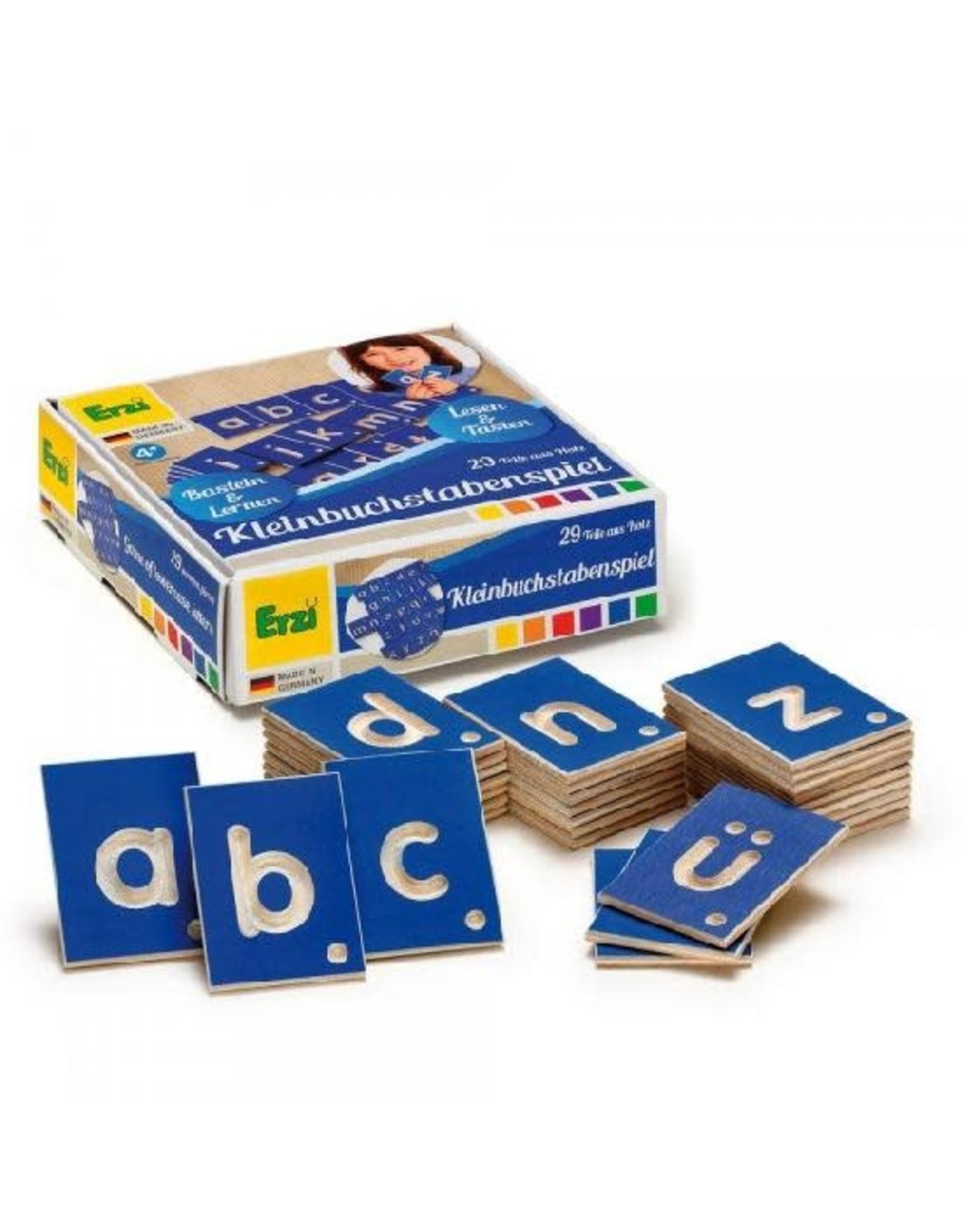 Erzi Educational Game Lowercase Letters