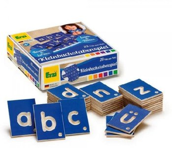 Educational Game Lowercase Letters