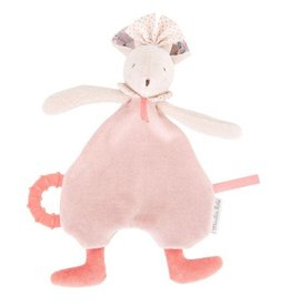Moulin Roty Mouse Baby Comforter Cuddle Toy