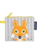Coq en Pate Fox Purse / Zippered Pouch