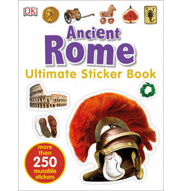 DK Ultimate Sticker Book: Ancient Rome