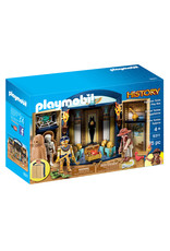 Playmobil Egyptian Tomb Play Box