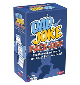 Playroom Entertainment DAD JOKE FACE-OFF Game
