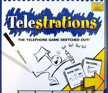 Telestrations Original Game