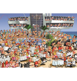 Piatnik Cruise Liner 1000pc Puzzle