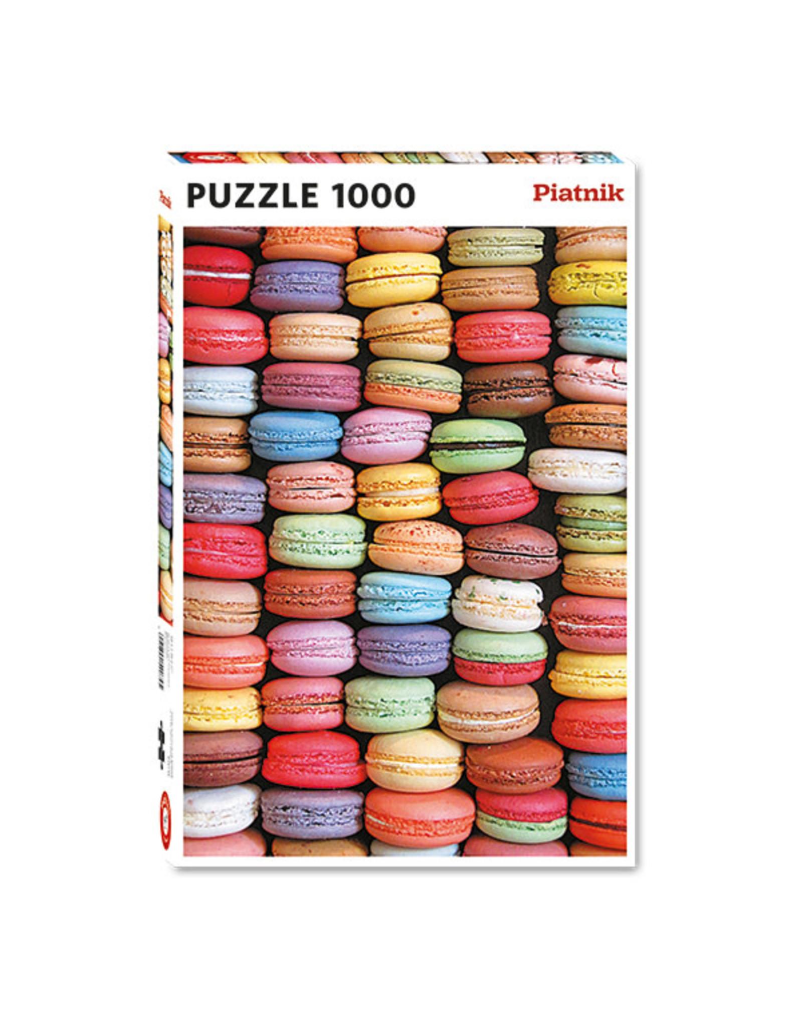 Piatnik Macaroons 1000pc Puzzle