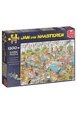 Jumbo Jan van Haasteren Clash Of the Bakers 1500pc Puzzle