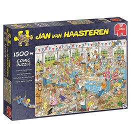Jumbo Jan van Haasteren Clash Of the Bakers 1500pc Puzzle