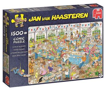 Jan van Haasteren Clash Of the Bakers 1500pc Puzzle