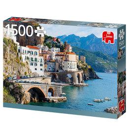Jumbo Amalfi Coast, Italy 1500pc Puzzle