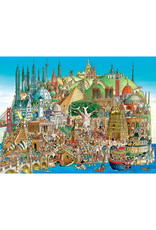 Heye Global City 1500pc Puzzle