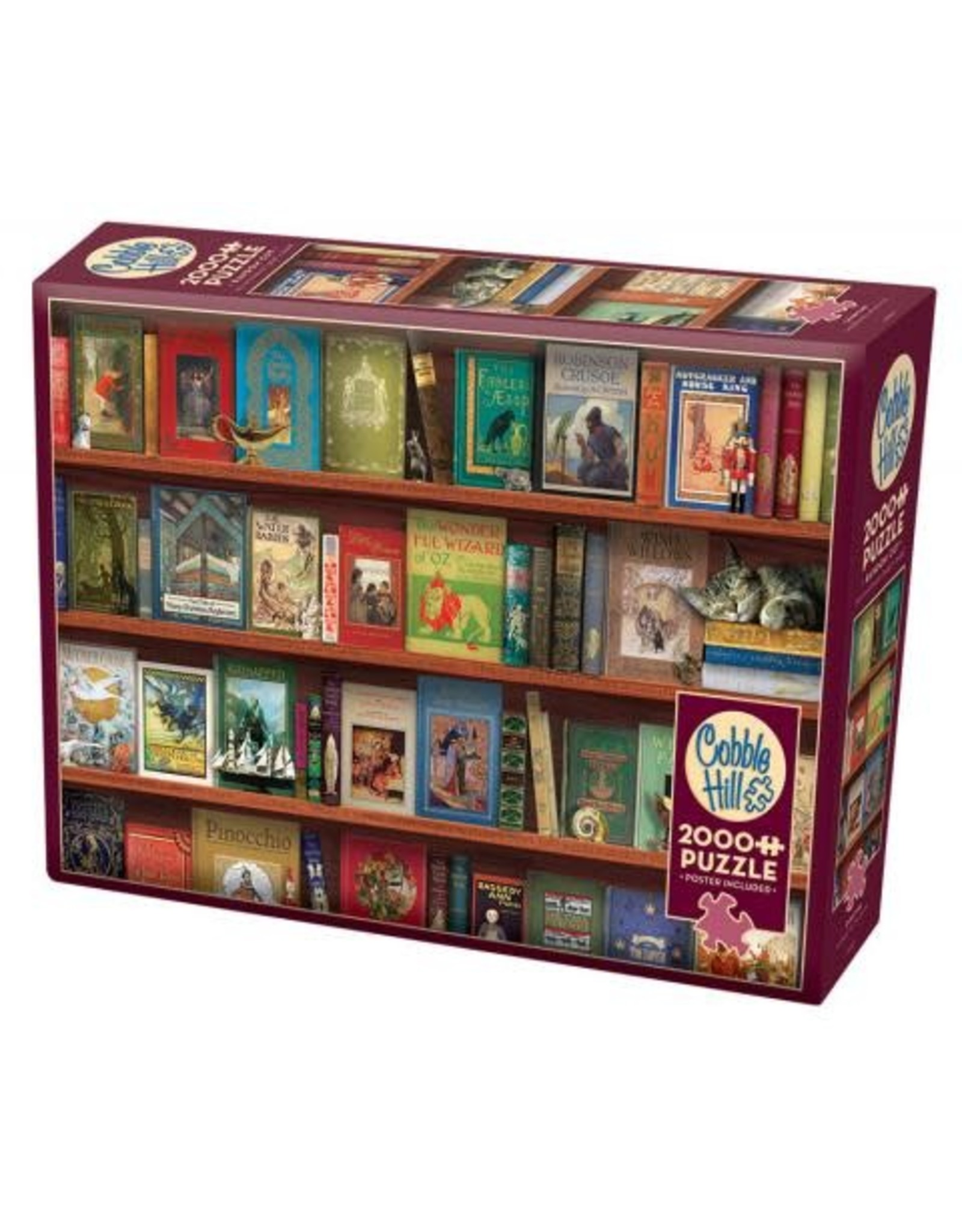Cobble Hill Storytime 2000pc Puzzle