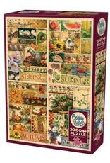 Cobble Hill The Four Seasons 2000pc Puzzle