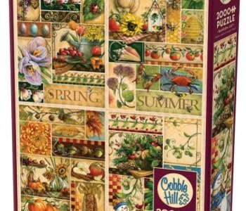 The Four Seasons 2000pc Puzzle