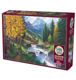 Cobble Hill Rocky Mountain High 2000pc Puzzle