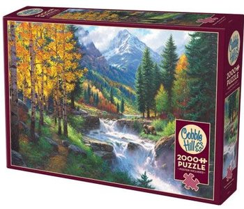 Rocky Mountain High 2000pc Puzzle