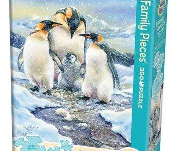 Penguin Family 350pc Family Puzzle