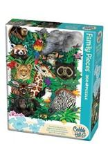 Cobble Hill Safari Babies 350pc Family Puzzle