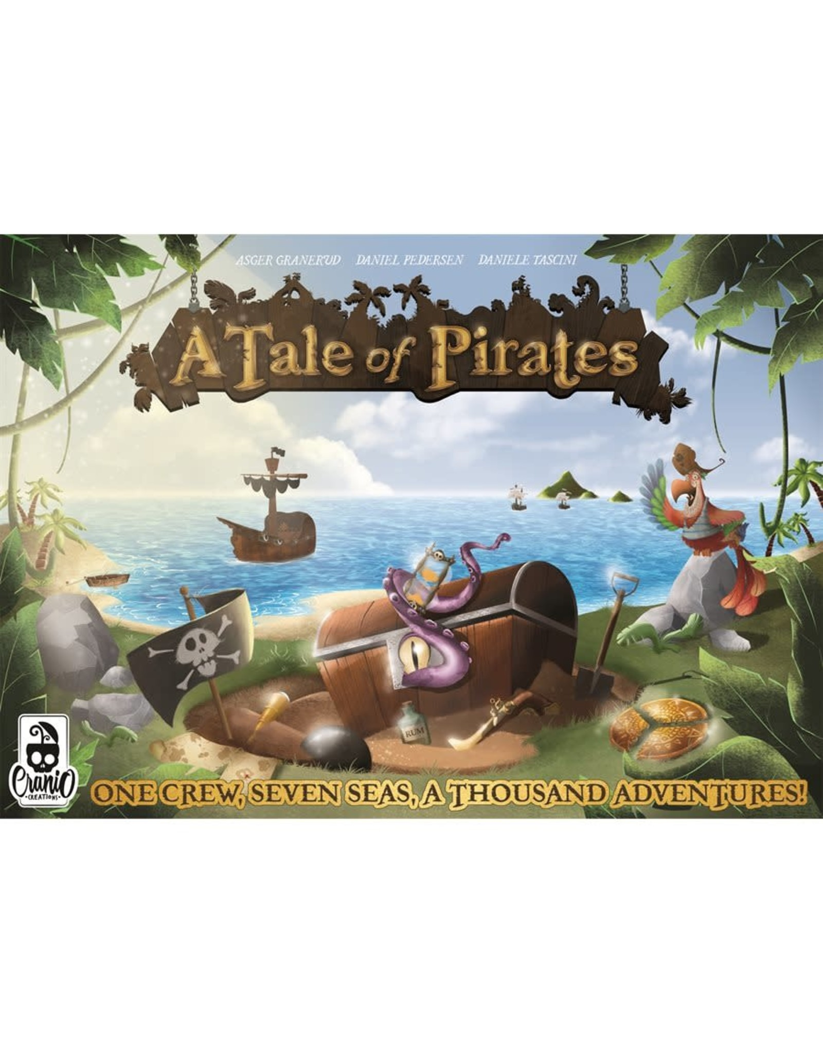 A Tale of Pirates Game