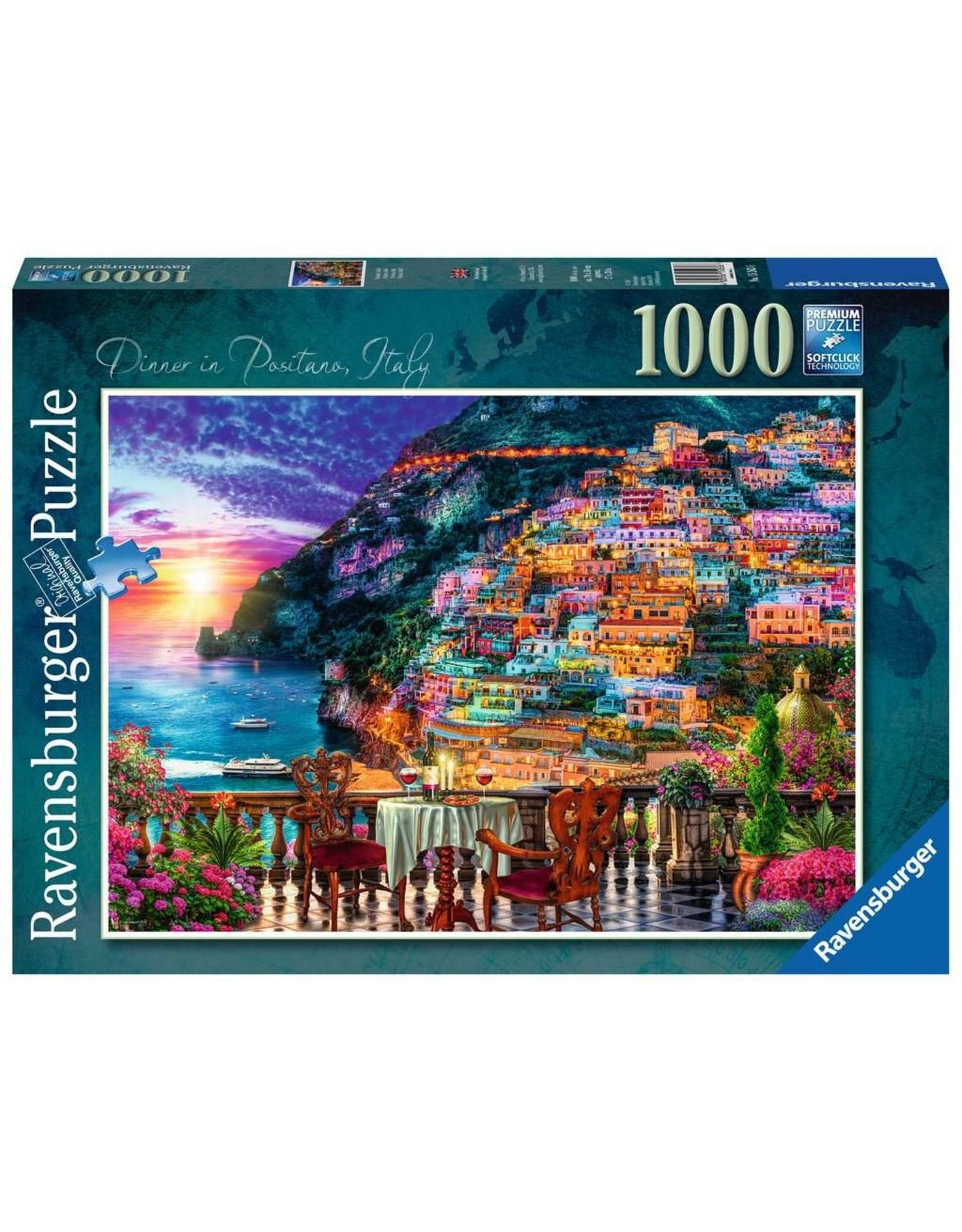 Ravensburger Dinner in Positano 1000pc Puzzle
