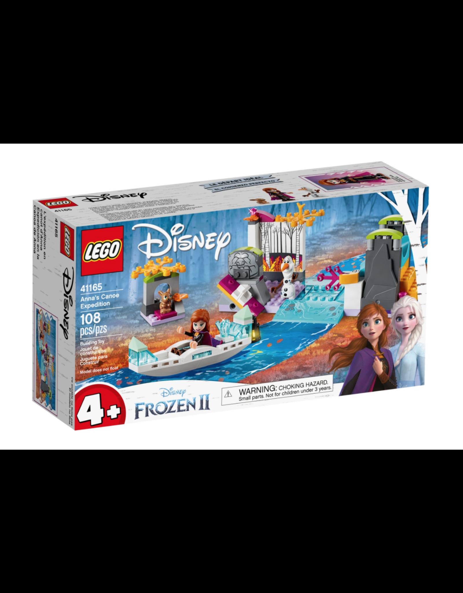 LEGO® LEGO® Disney Anna's Canoe Expedition