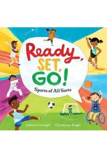 Barefoot Books Ready Set GO! Sports of all Sorts