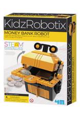 4M Money Bank Robot Kit