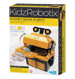 4M Money Bank Robot Kit