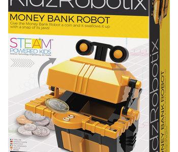 Money Bank Robot Kit