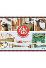 Djeco Zig & Go Chain Reactions 48pc