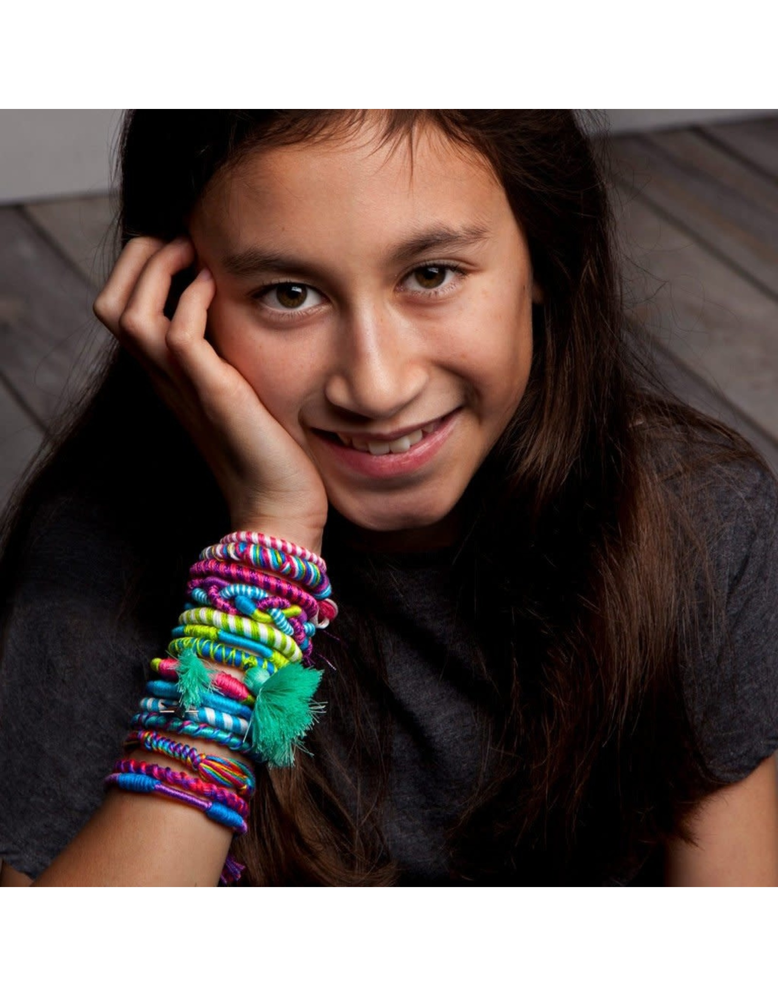 Ann Williams Group Loop De Doo Friendship Bracelet Making Kit