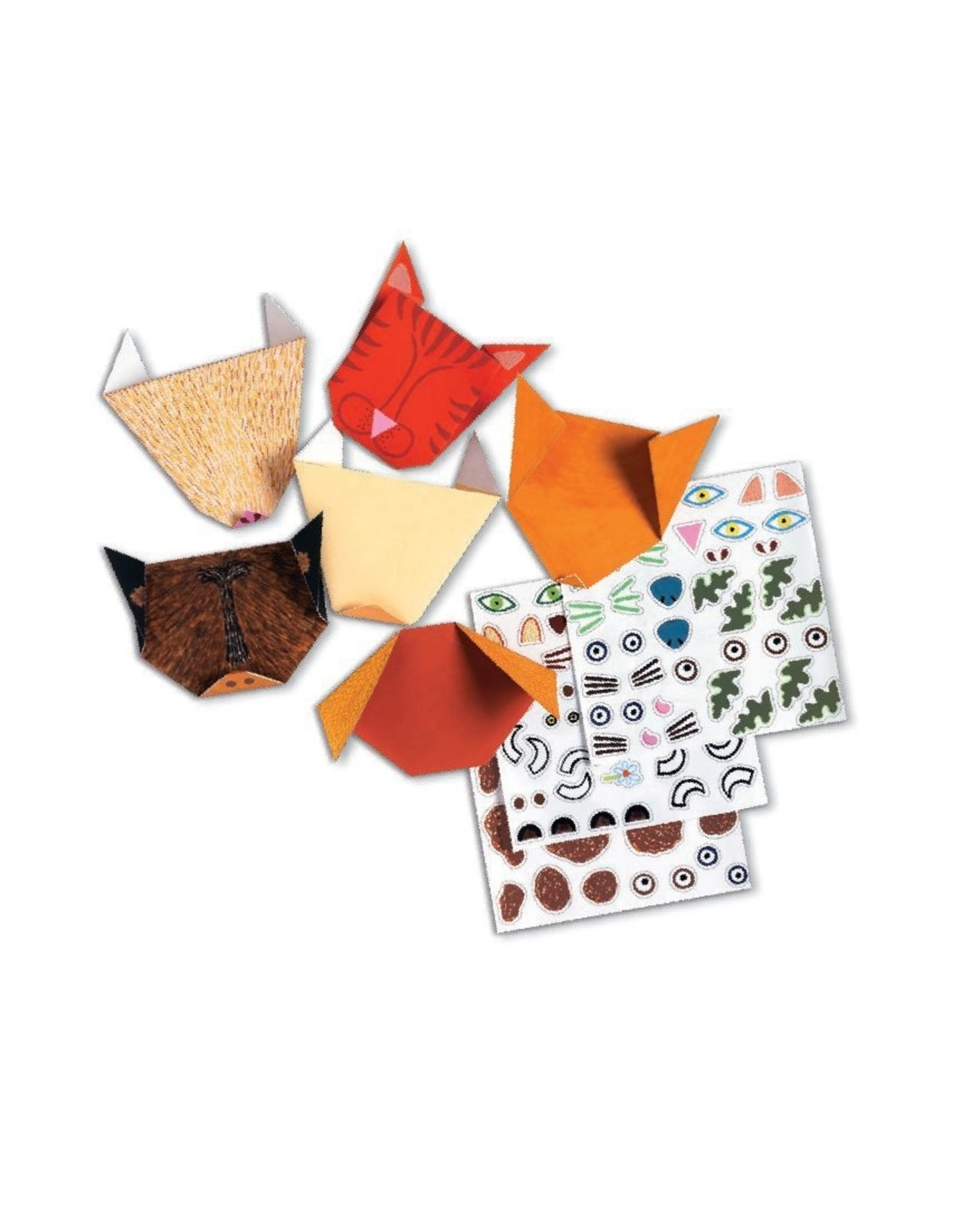 Djeco Origami Animals Kit