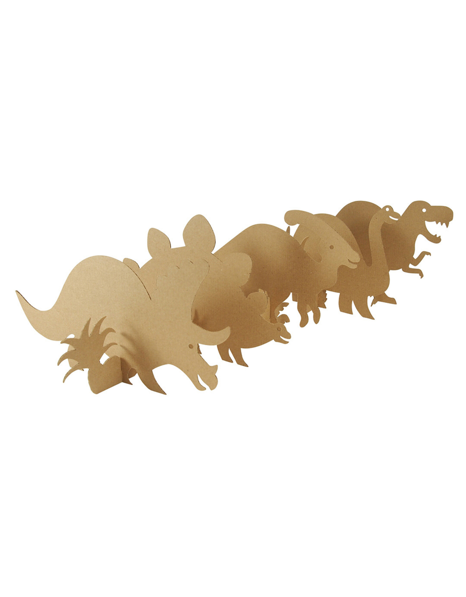 Roylco Collage-A-Saurus 25pc