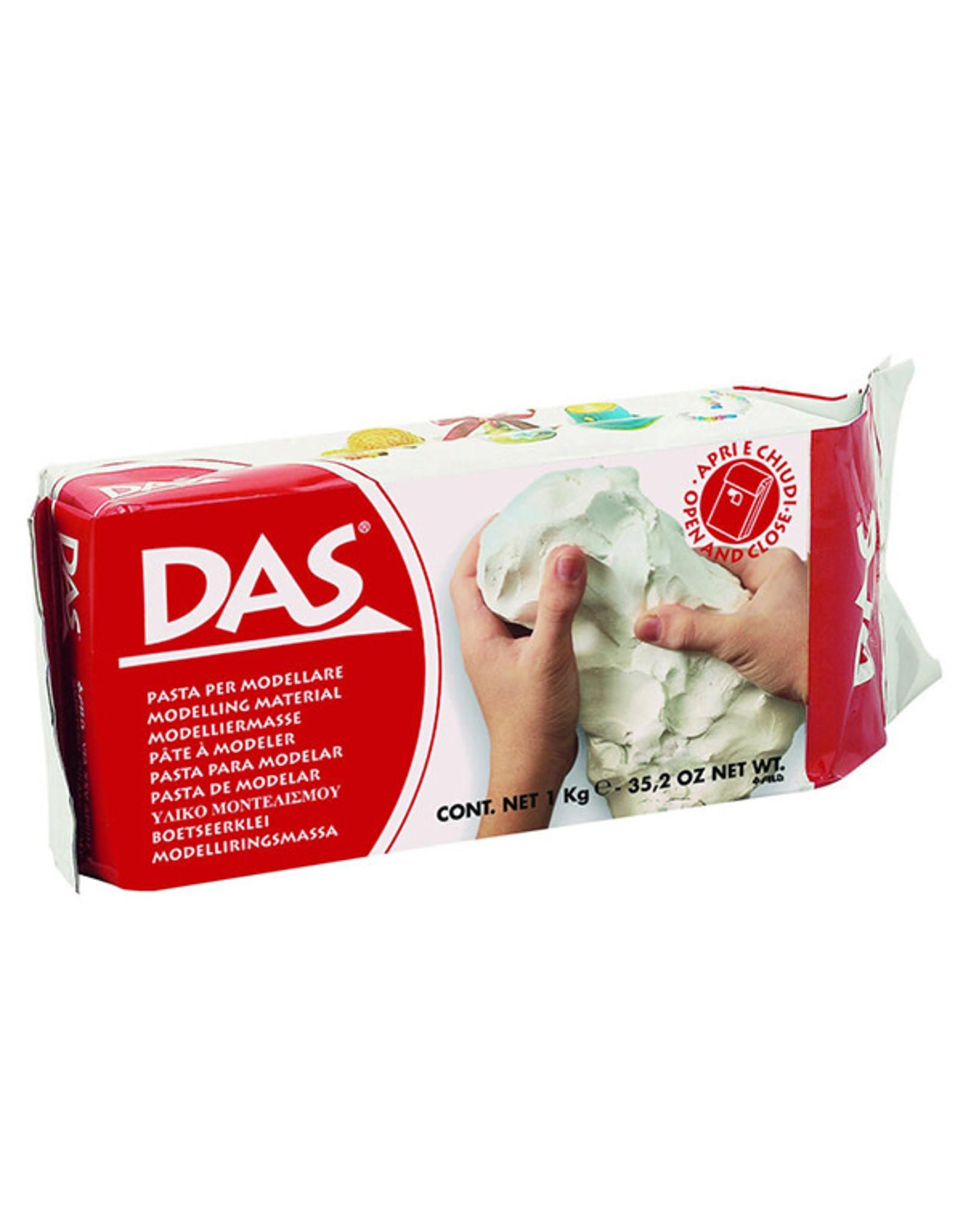 DAS DAS Air Dry Clay white 2.2lbs