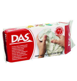 DAS DAS Air Dry Clay white 2.2lbs