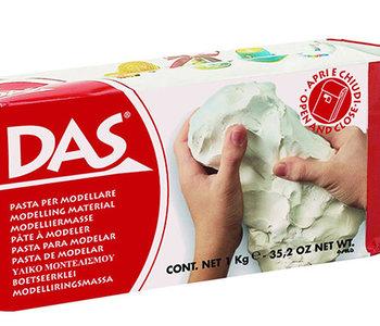 DAS Air Dry Clay white 2.2lbs
