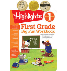 Highlights First Grade Big Fun Workbook
