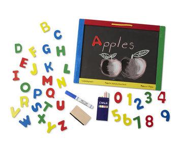 Magnetic Chalk Board & Dry Erase Board